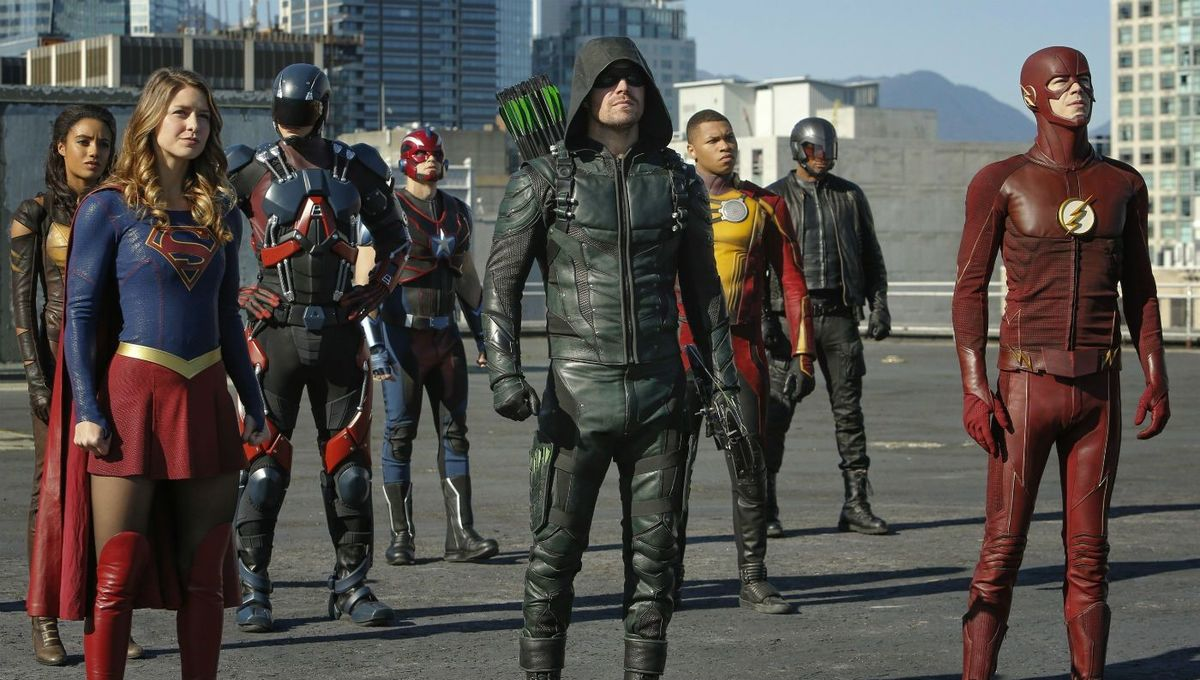 The CW: Arrow, Flash, Legends, Black Lightning, Supergirl and more