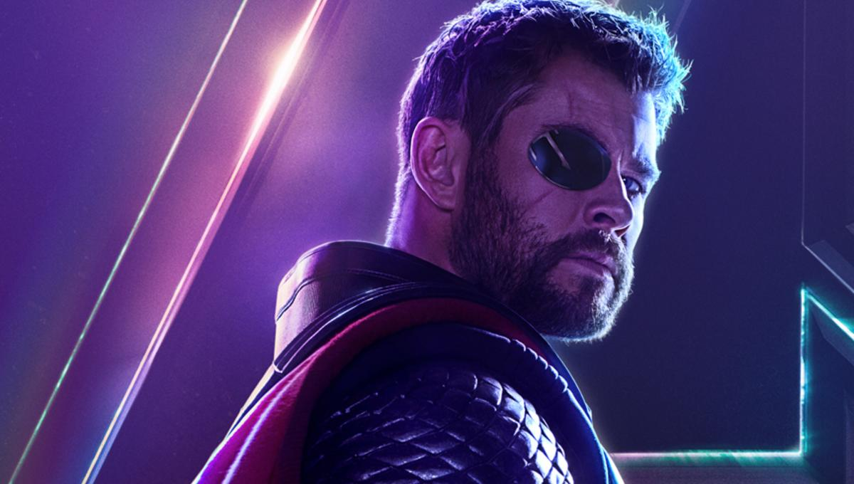 7 times thor was the best part of avengers: infinity war | syfy wire