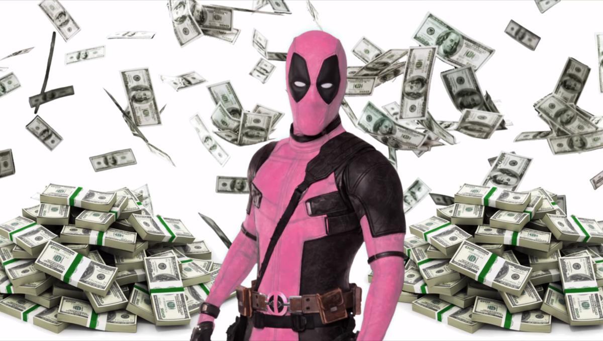 Deadpool cancer money