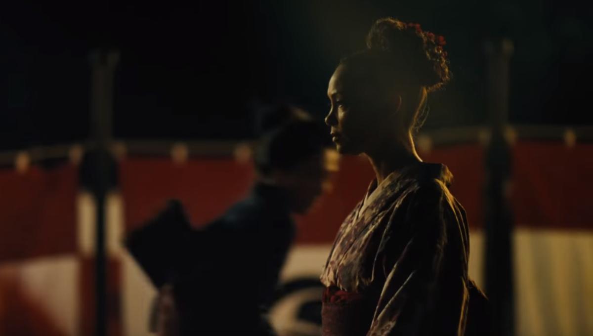 Westworld, Shogun World, Thandie Newton