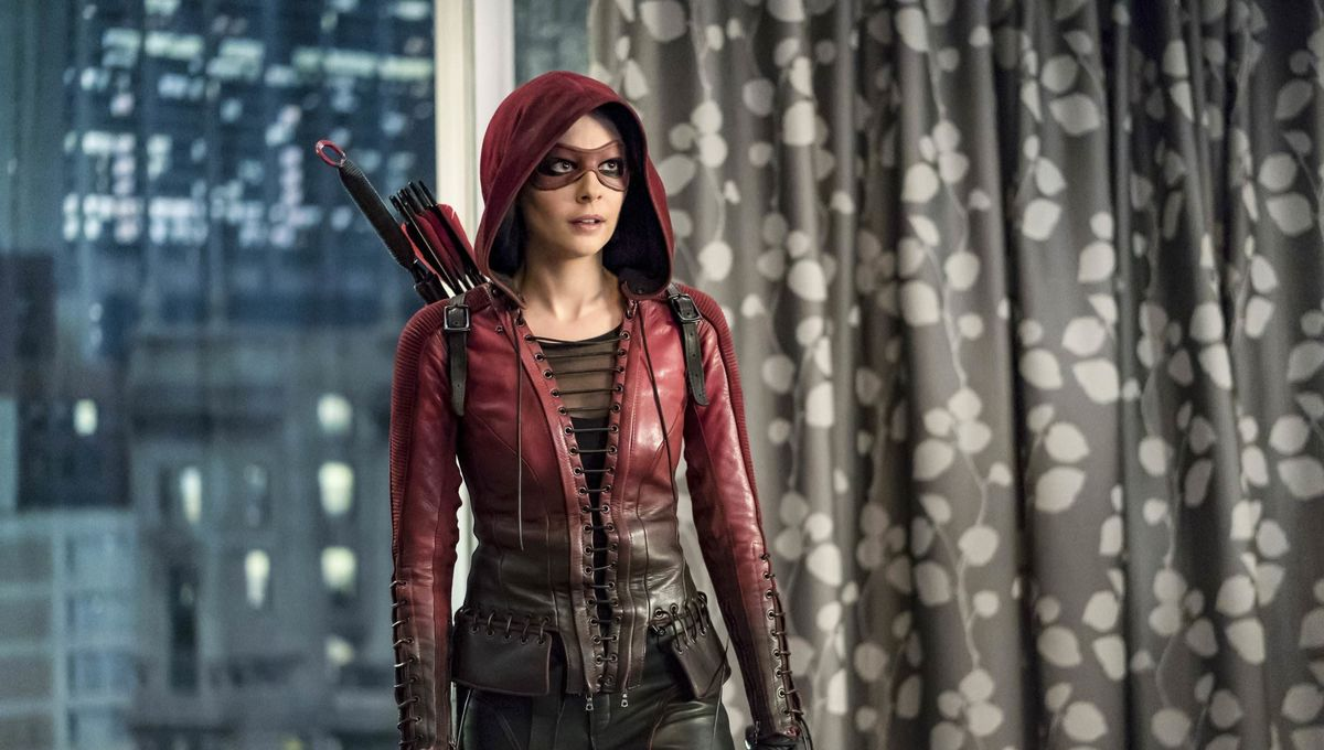 Arrow's Willa Holland has wanted Thea written off since