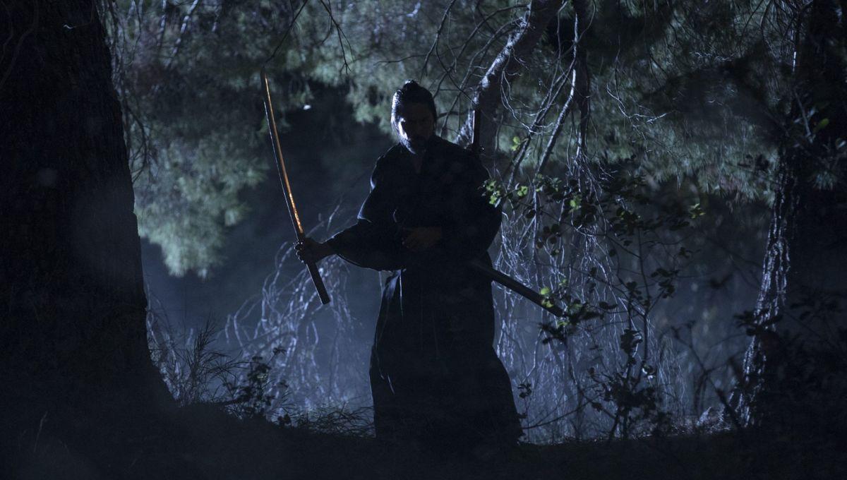 Westworld, Samurai