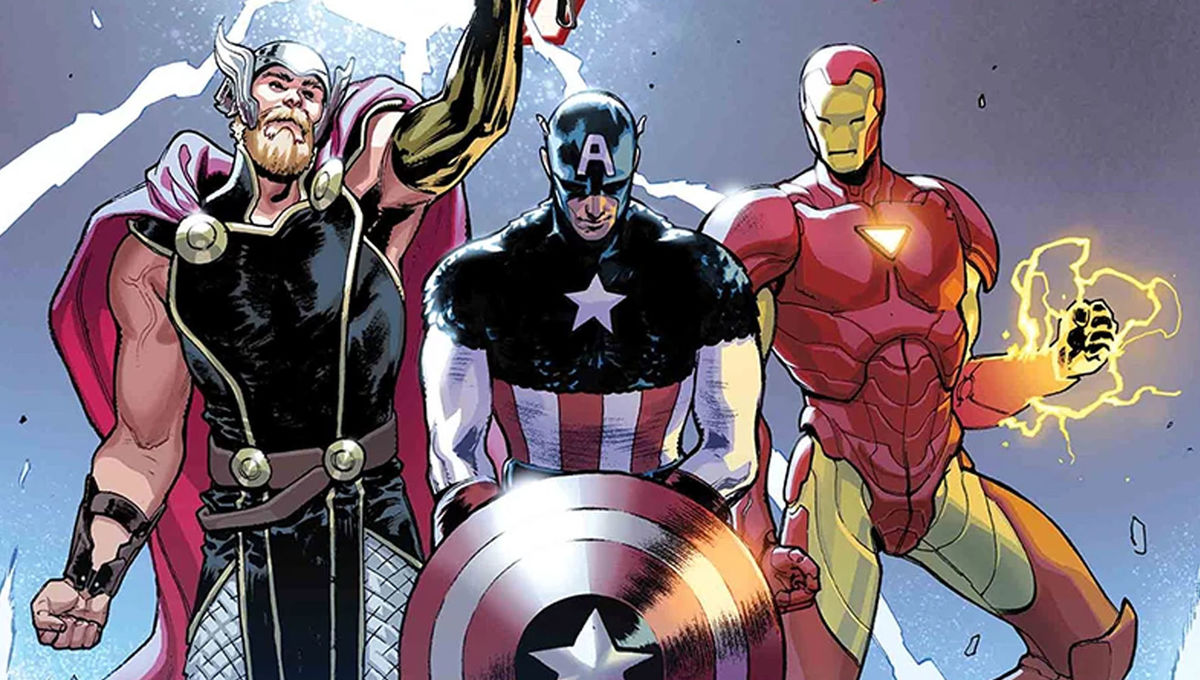 Avengers FCBD 2018 Hero