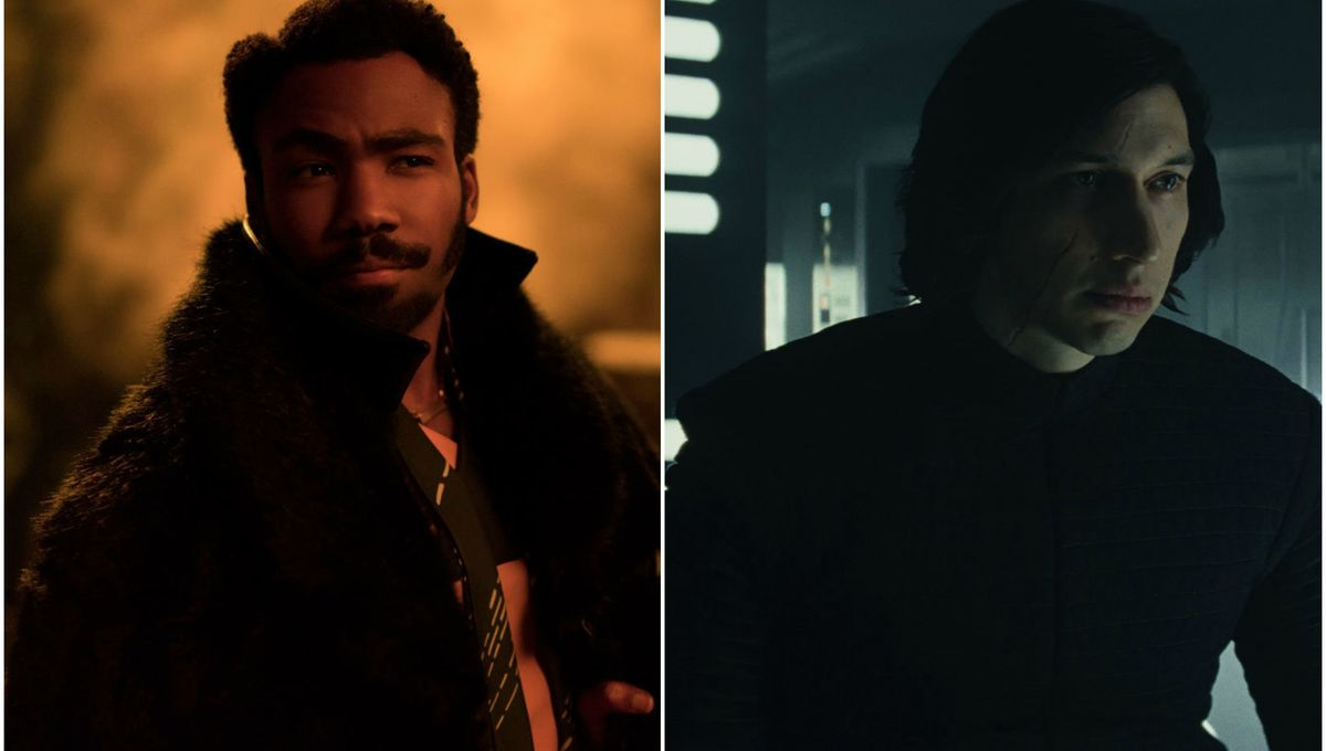 Here's why Solo's Donald Glover thinks that Kylo Ren is a better Star Wars villain than Darth Vader