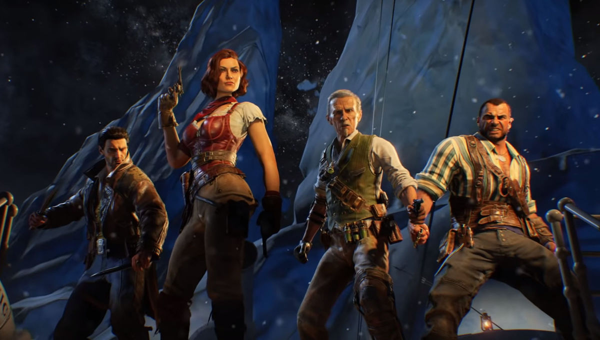 Call Of Duty Black Ops 4 Brings Zombies To The Titanic And Ancient