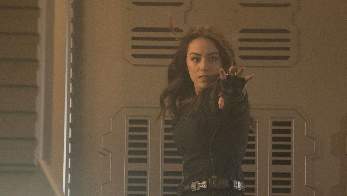daisy johnson agents of shield