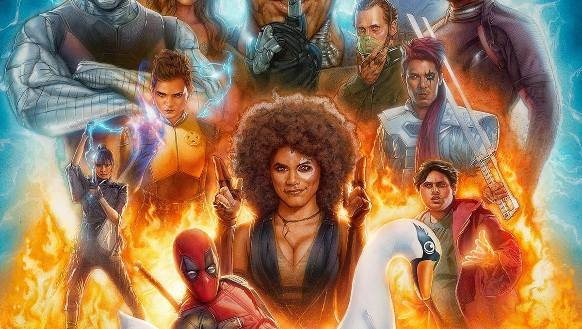 Deja Vu All Over Again Revisited Once >> Deadpool 2 Poster Makes Us Mourn Wolverine All Over Again
