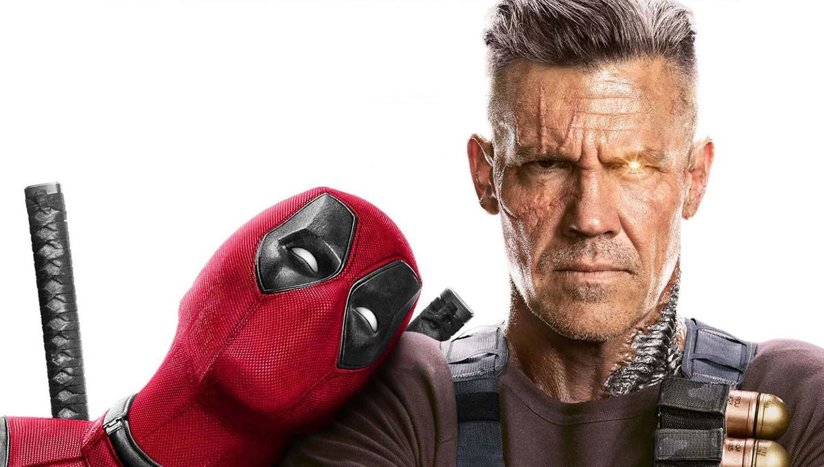 Deadpool 2 and Cable