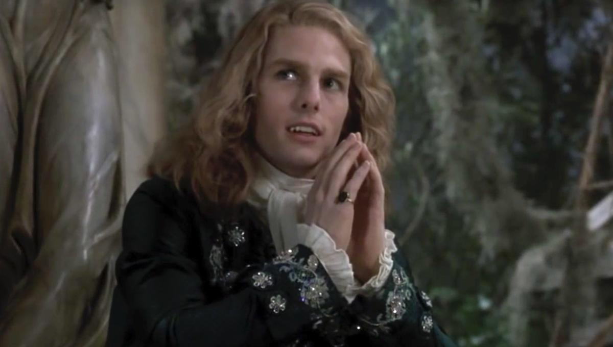 Lestat from the upcoming Anne Rice Vampire Chronicles series