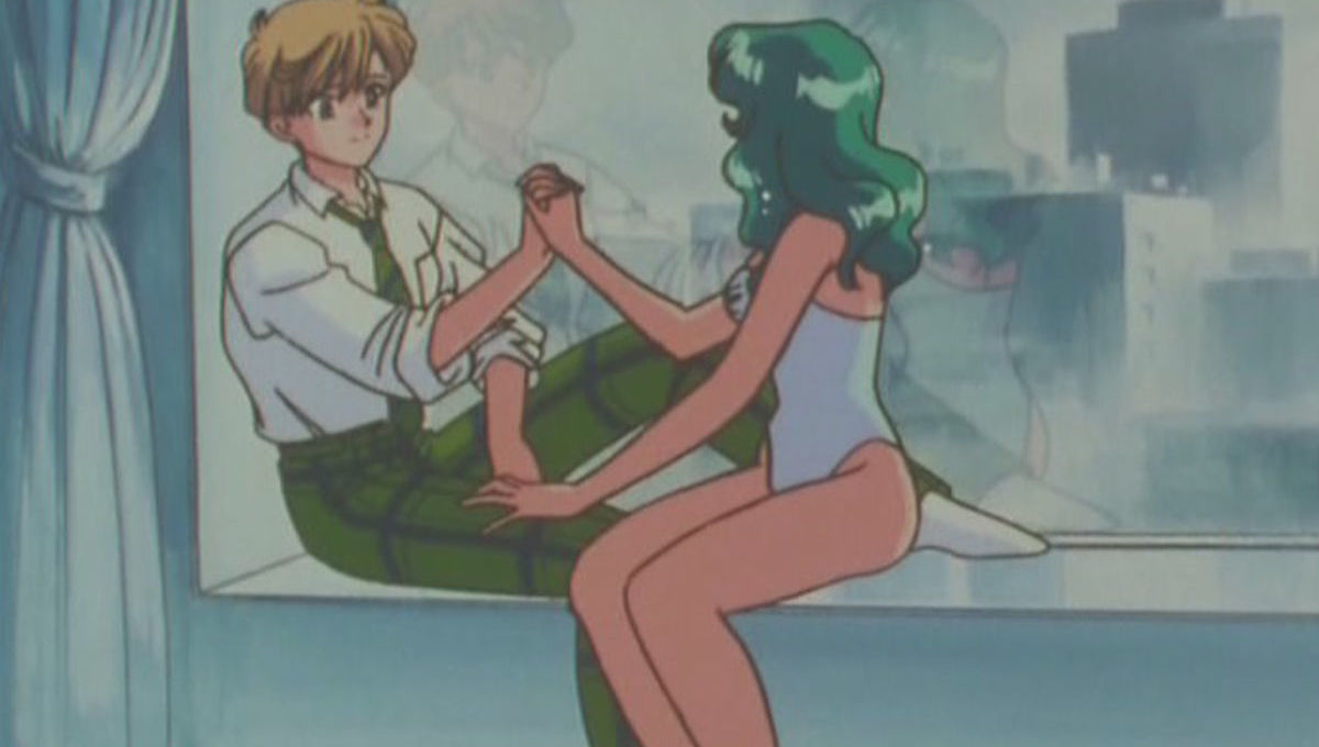 The incredibly confusing love story of Sailor Neptune and Sailor