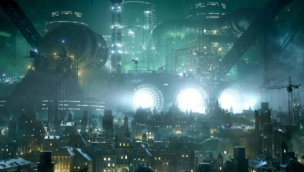 Midgar on the map: Video game atlas explores 'Virtual Cities' in detail
