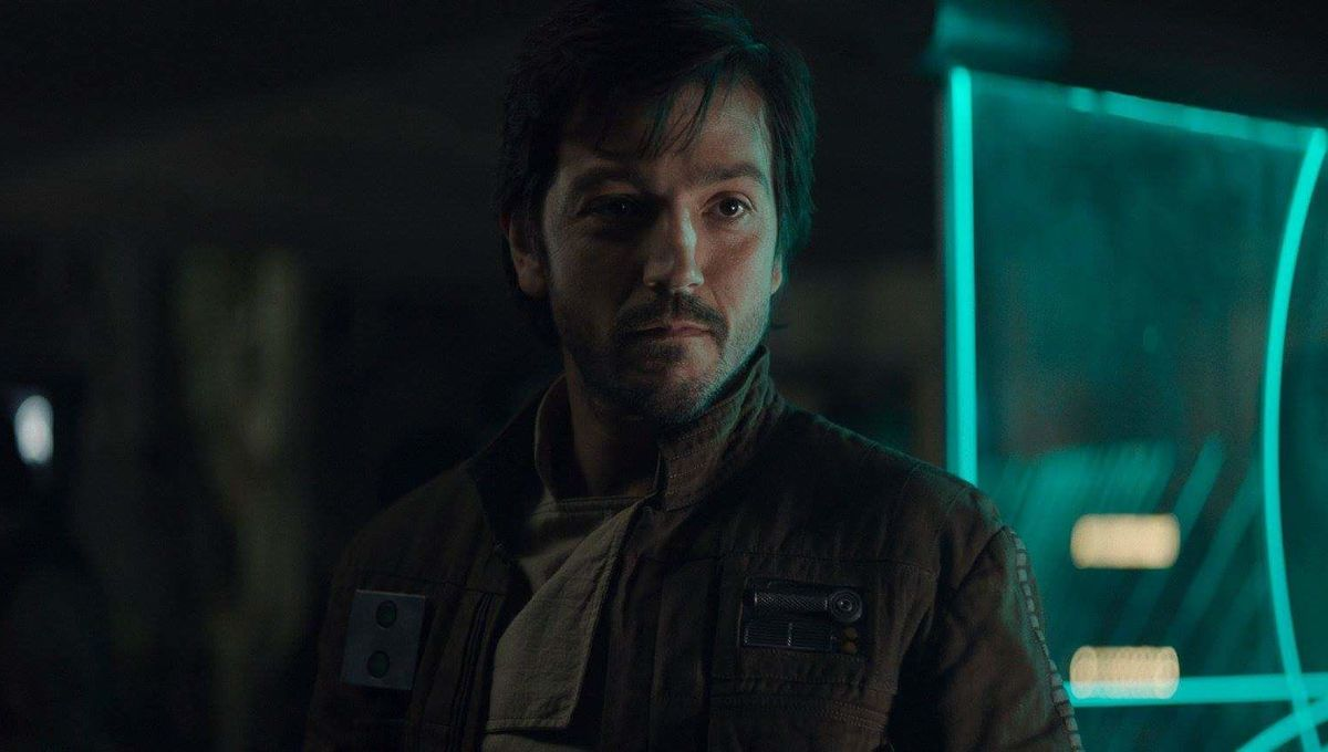 Diego Luna on resurrecting Cassian Andor for Disney+: Star Wars 'left