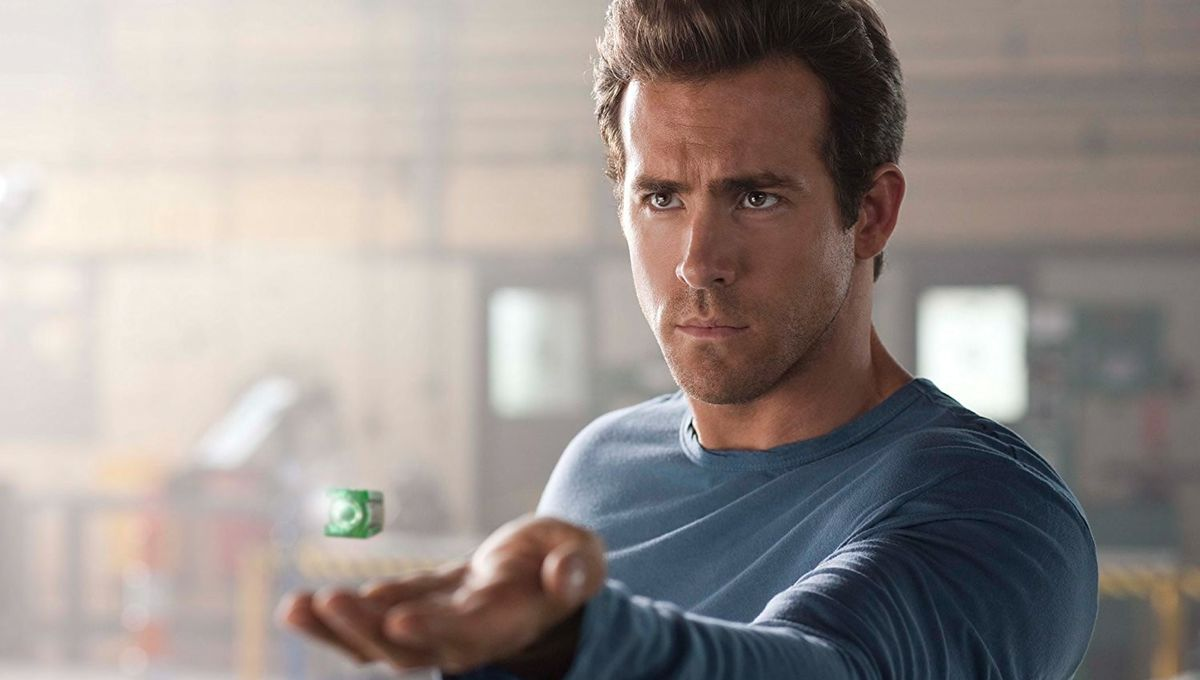 No hard feelings: Warner Brothers has some fun with their own Ryan Reynolds fail