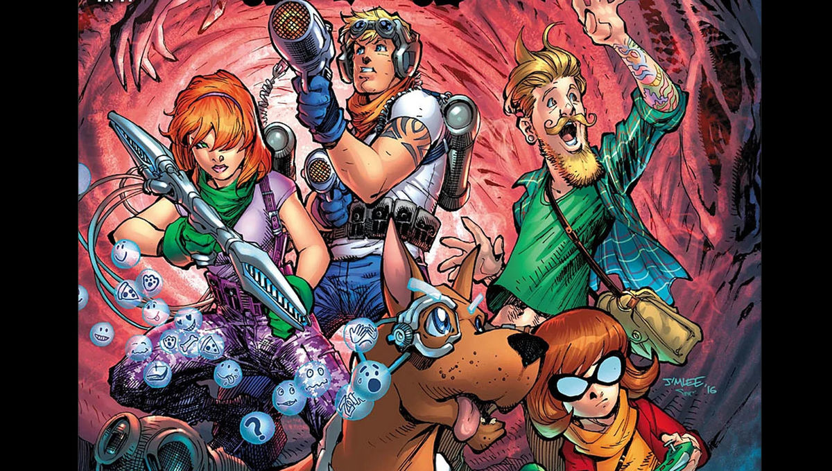 DC's Scooby Apocalypse just killed off one of the original Scooby