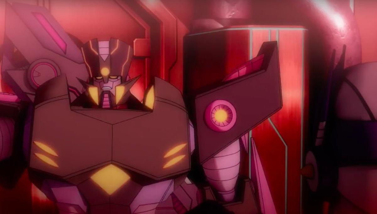 Mark Hamill voices the first-ever Decepticon in clip from Transformers: Power of the Primes