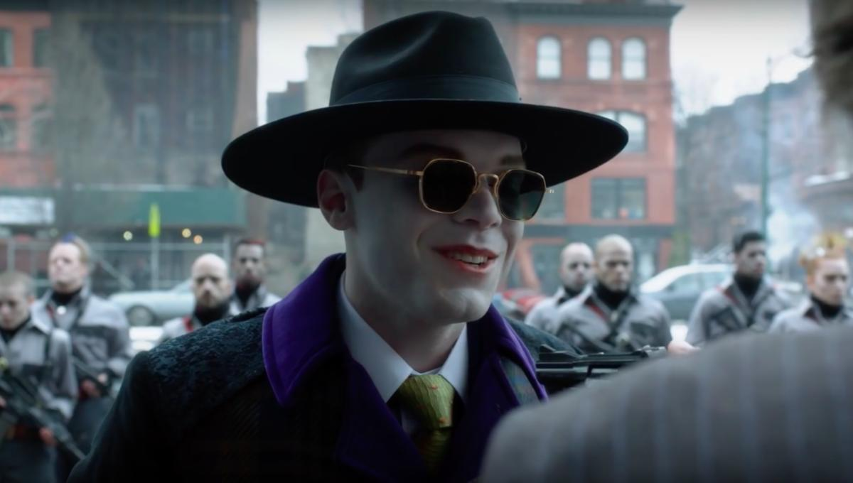 Gotham's Cameron Monaghan shows the gentle side to Jeremiah