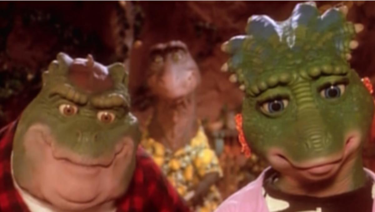 Earl Sinclair from Dinosaurs