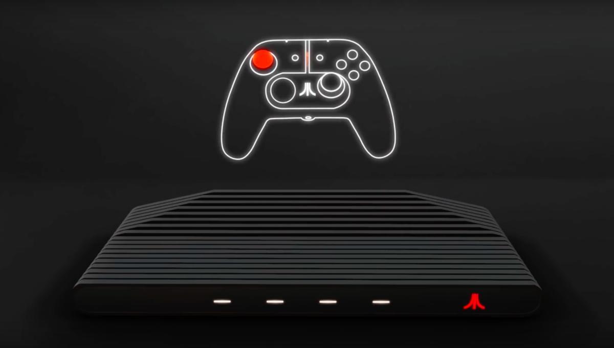 Atari vcs 2020
