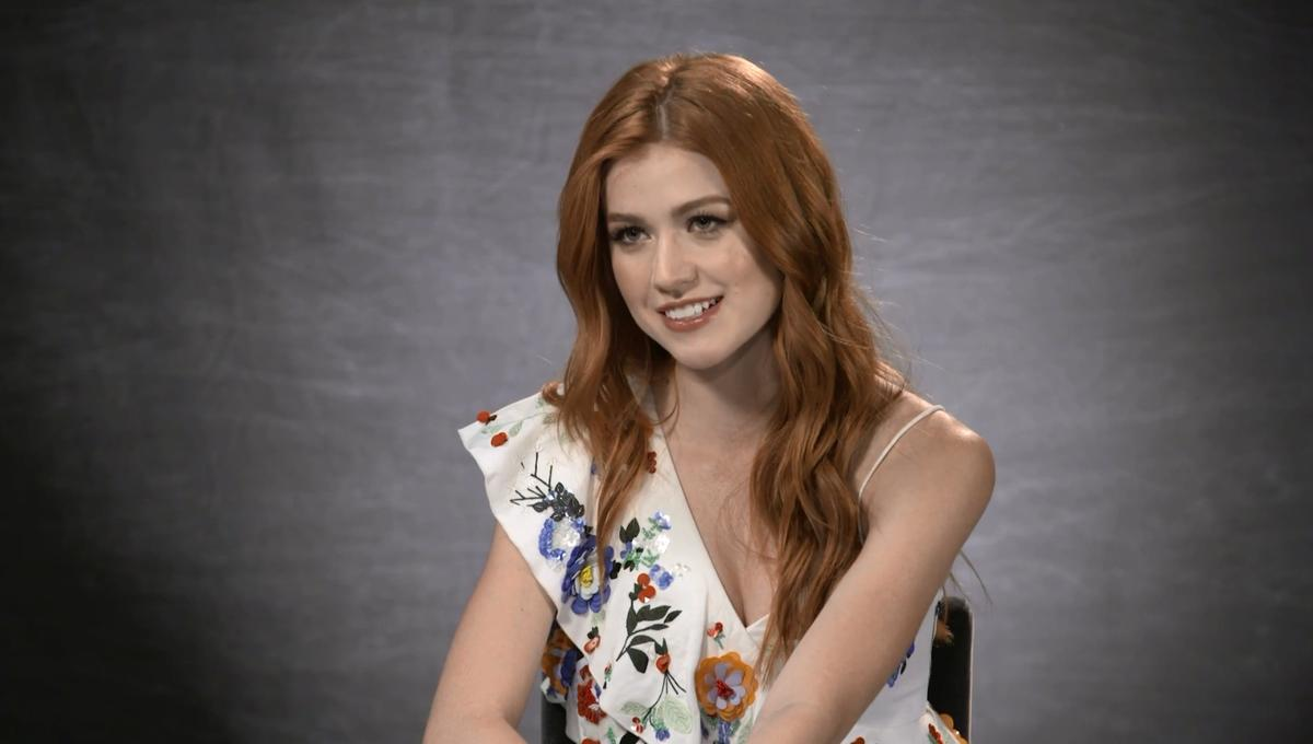 WATCH: Shadowhunters\' Katherine McNamara answers your fan questions ...
