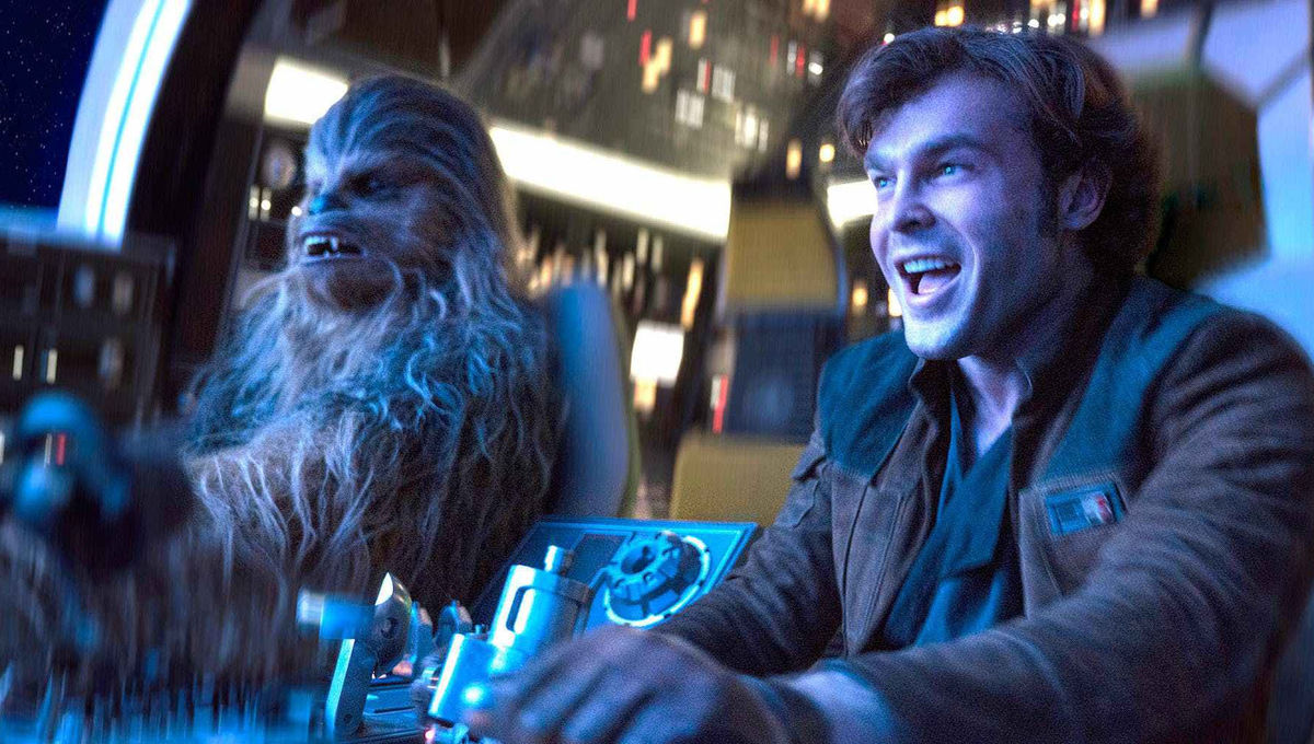 6 Solo: A Star Wars Story Easter eggs for Expanded Universe fans