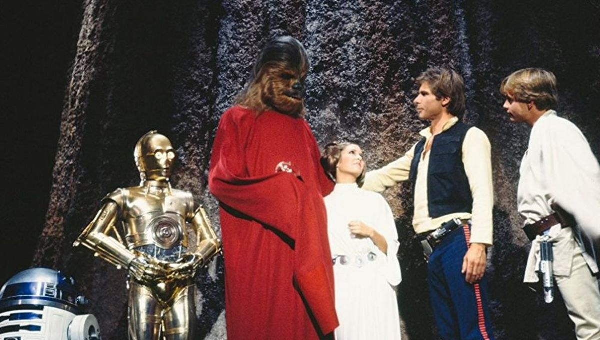 Relive the weirdness of the Star Wars Holiday special and the Ewok movies with the latest Honest Trailer