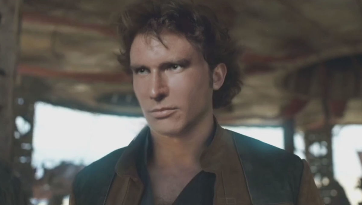 Fan edit creates 'True Solo' trailer with Harrison Ford's old movies