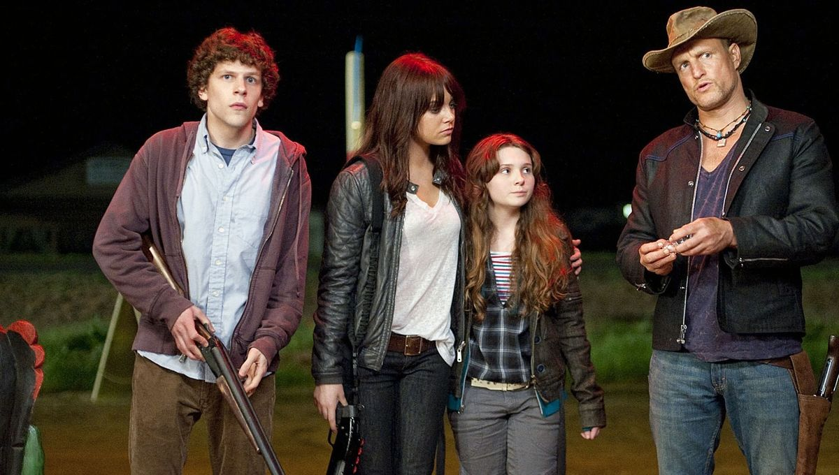 Zombieland 2 could shoot next year, with the original cast