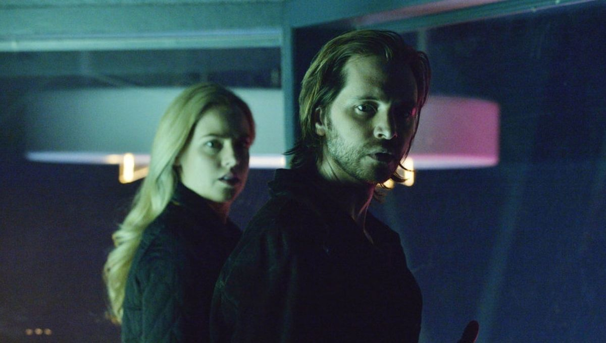 Talking Monkeys official podcast: Todd Stashwick and Terry Matalas on 12 Monkeys Episodes 4-6