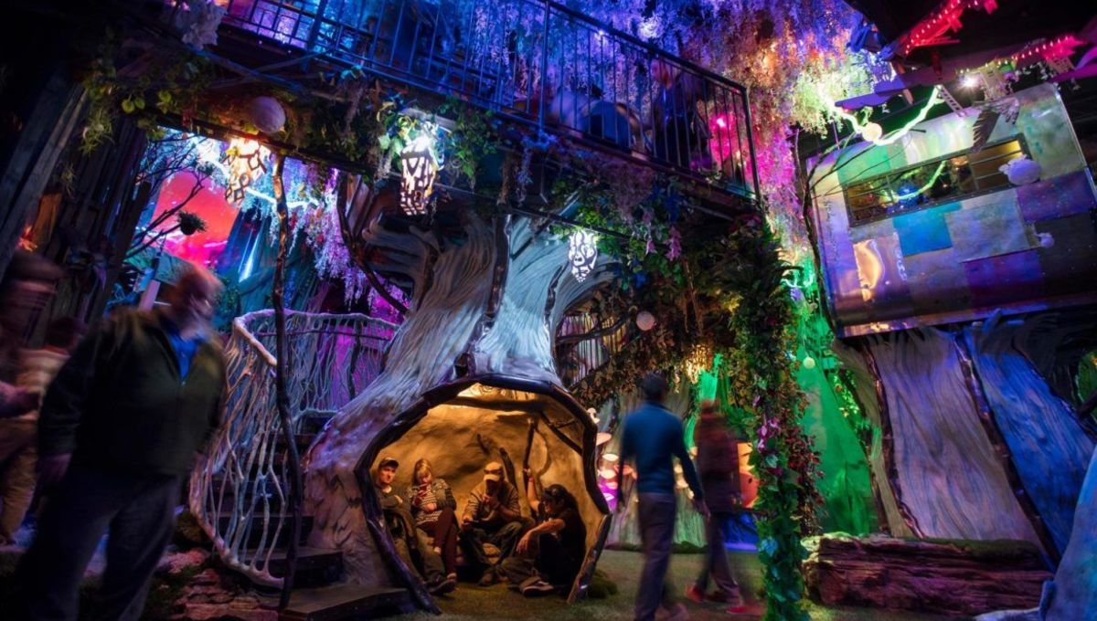 Inside Meow Wolf, the legendary sci-fi funhouse that's like Willy Wonka meets Westworld