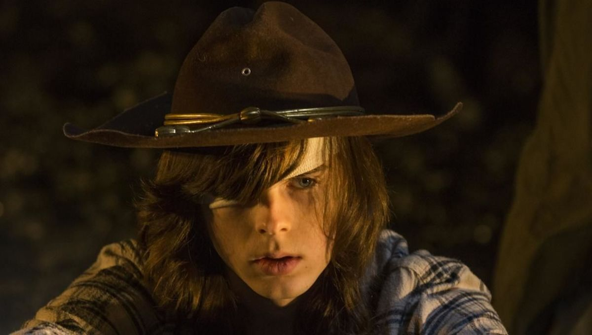 Saturn Awards The Walking Deads Chandler Riggs On Life After Death