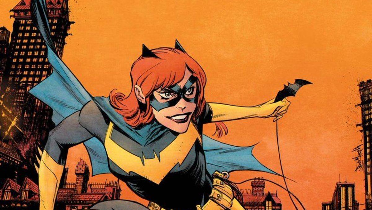 Batgirl 27