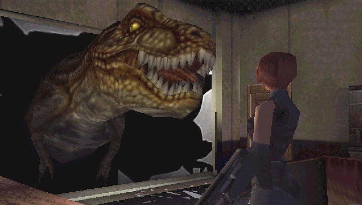 Dino Crisis Hero image
