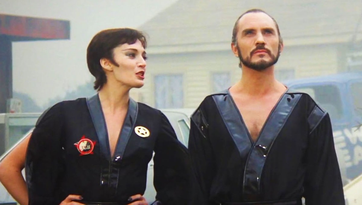 Superman nemesis General Zod running for office in Canada