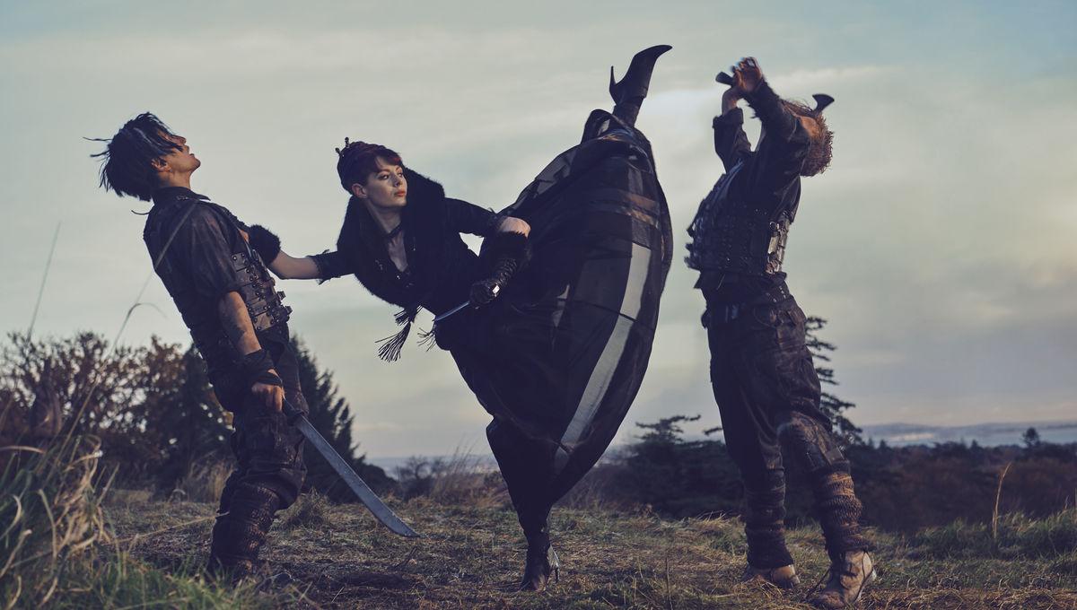 Into the Badlands Season 2, the Widow
