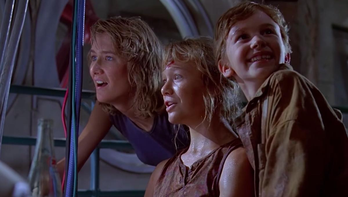 e21b8664 Woman inherits the earth: The female power of Jurassic Park | SYFY WIRE