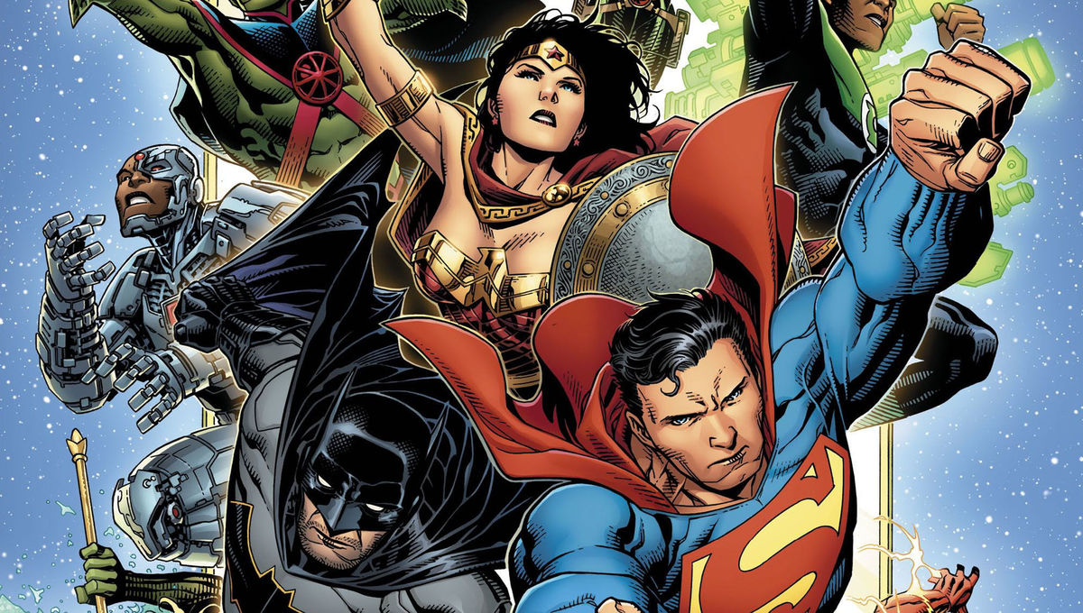 NYCC: Dan DiDio reveals new, definitive DC Universe timeline