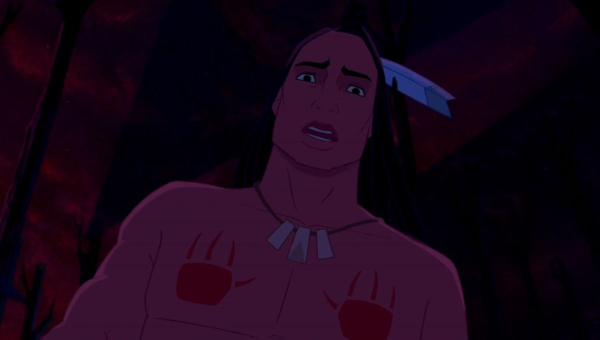 Chosen One Of The Day: Kocoum From Pocahontas