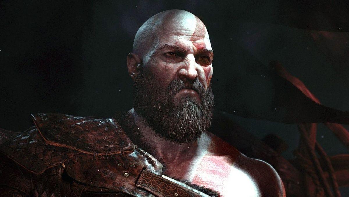 God of War - Dark Kratos