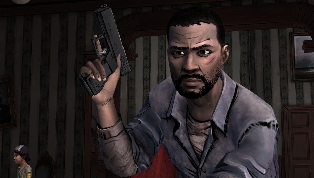 The Walking Dead - Lee