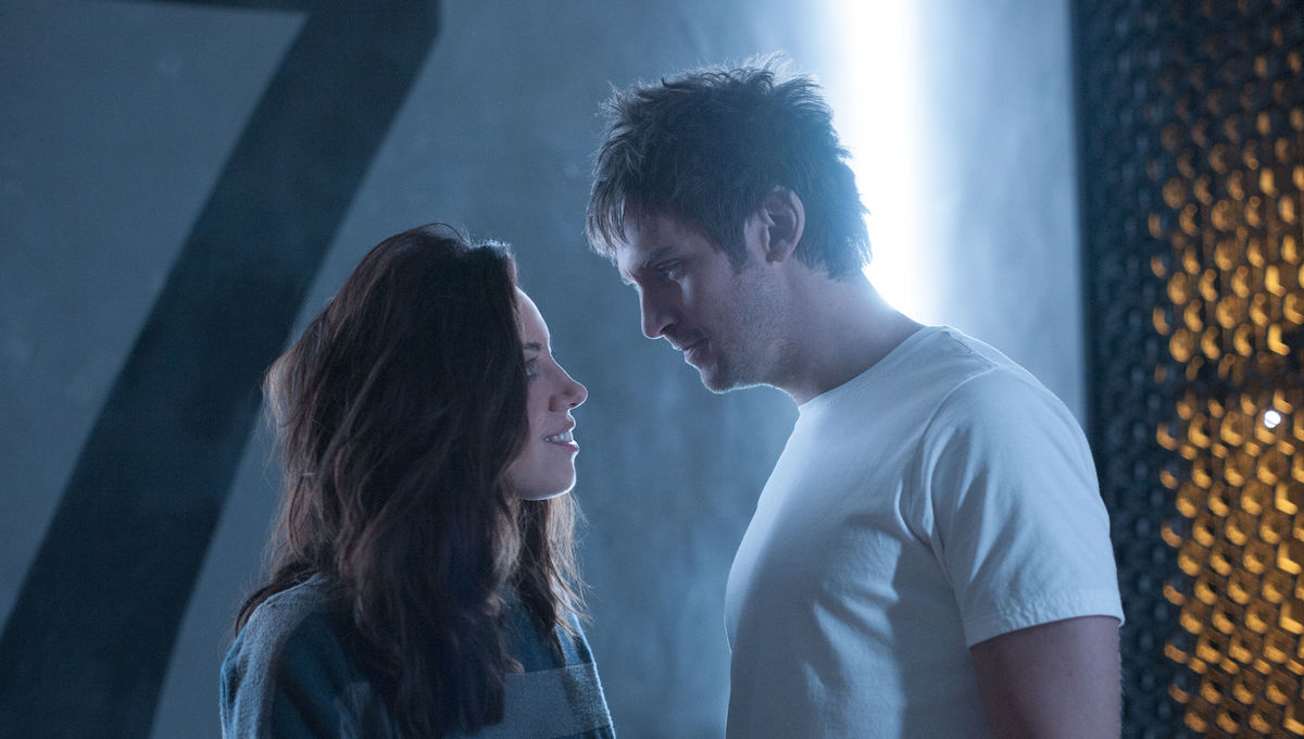 Dan Stevens talks David's 'love junkie' turn in Legion Season 3
