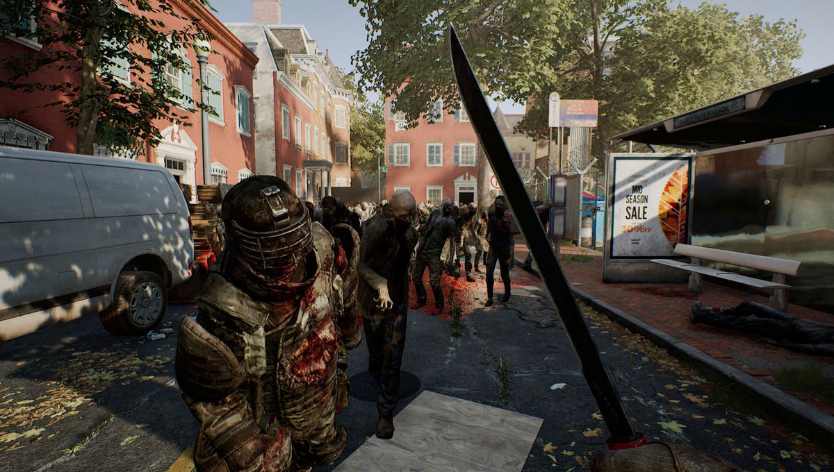 Overkill's new The Walking Dead game: A hands-on preview at E3