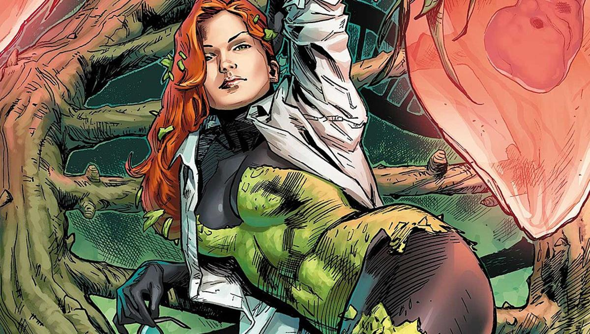 Simply matchless Killer croc and poison ivy apologise, but