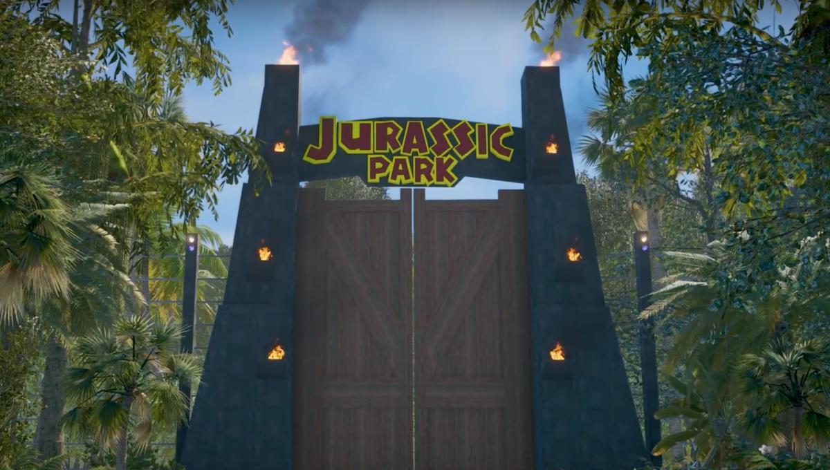 Halo 5 invades Jurassic Park through an eerily realistic Far