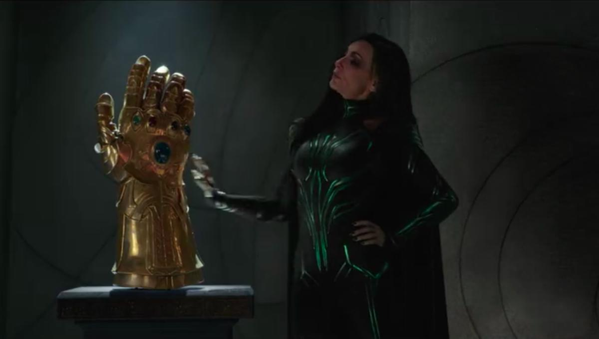 Fan theory offers an explanation of the Infinity Gauntlet we saw on