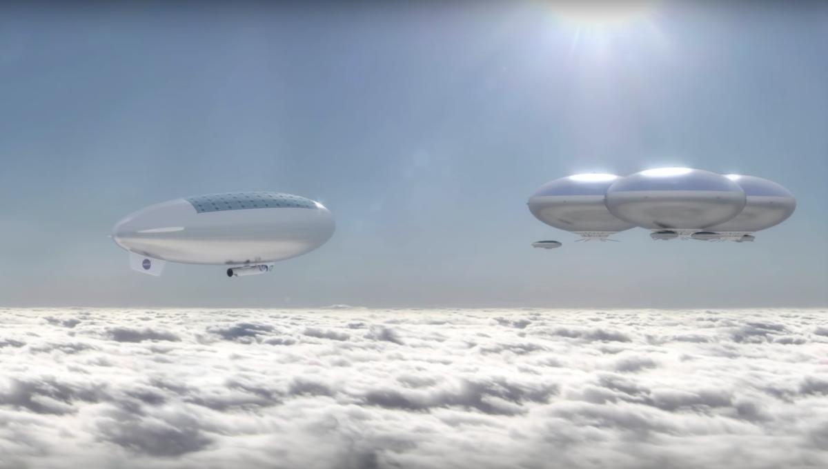 NASA seriously wants to send humans to Venus now