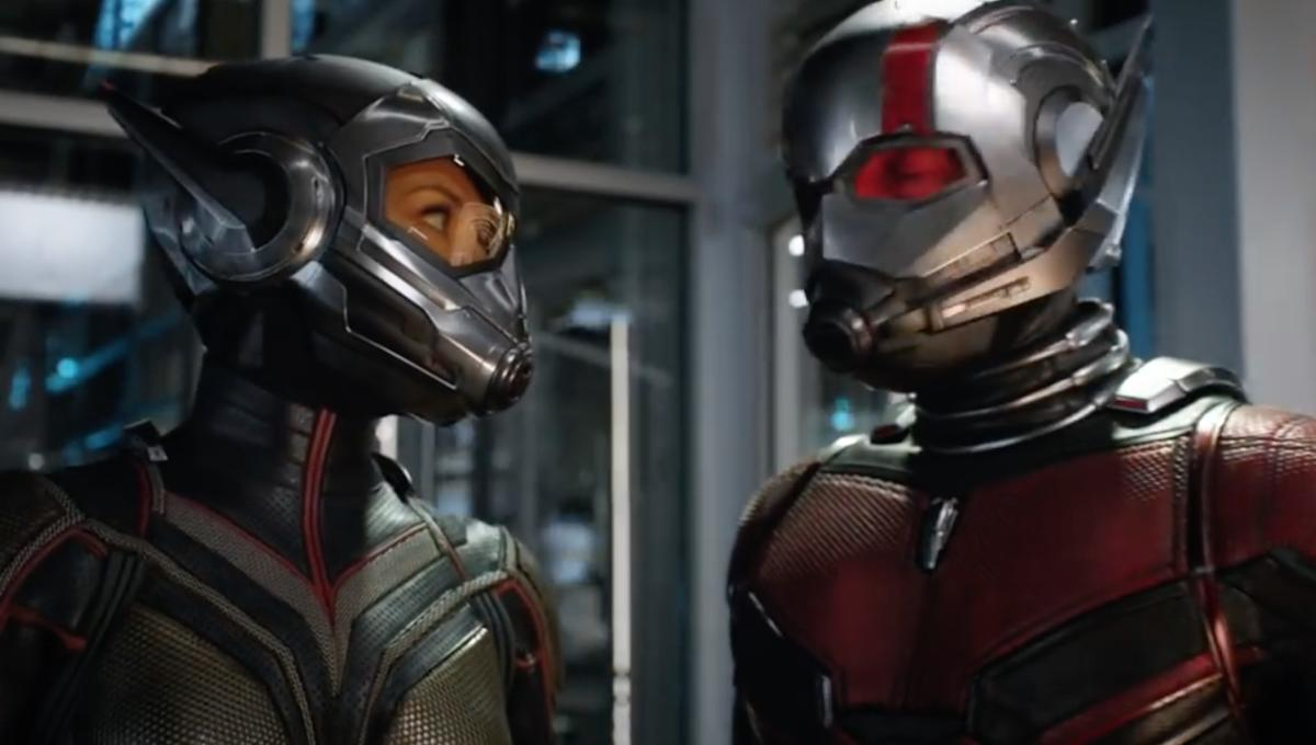 Ant-Man and The Wasp's mid-credits scene has leaked. Don't watch it. Trust us.
