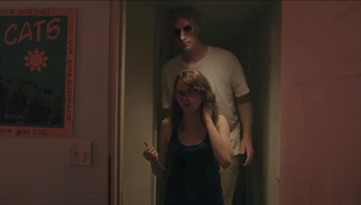 It Follows Actor Mike Lanier Who Played The Terrifying Giant Man