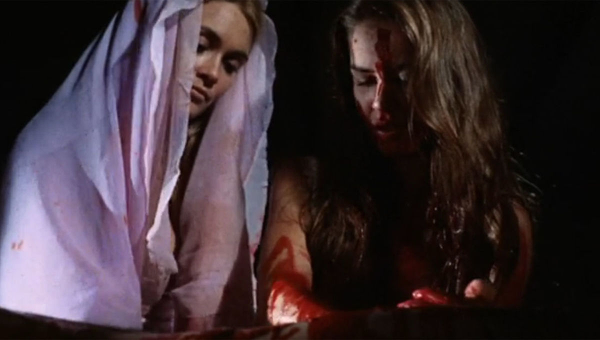 Deep Cuts: The Blood Spattered Bride