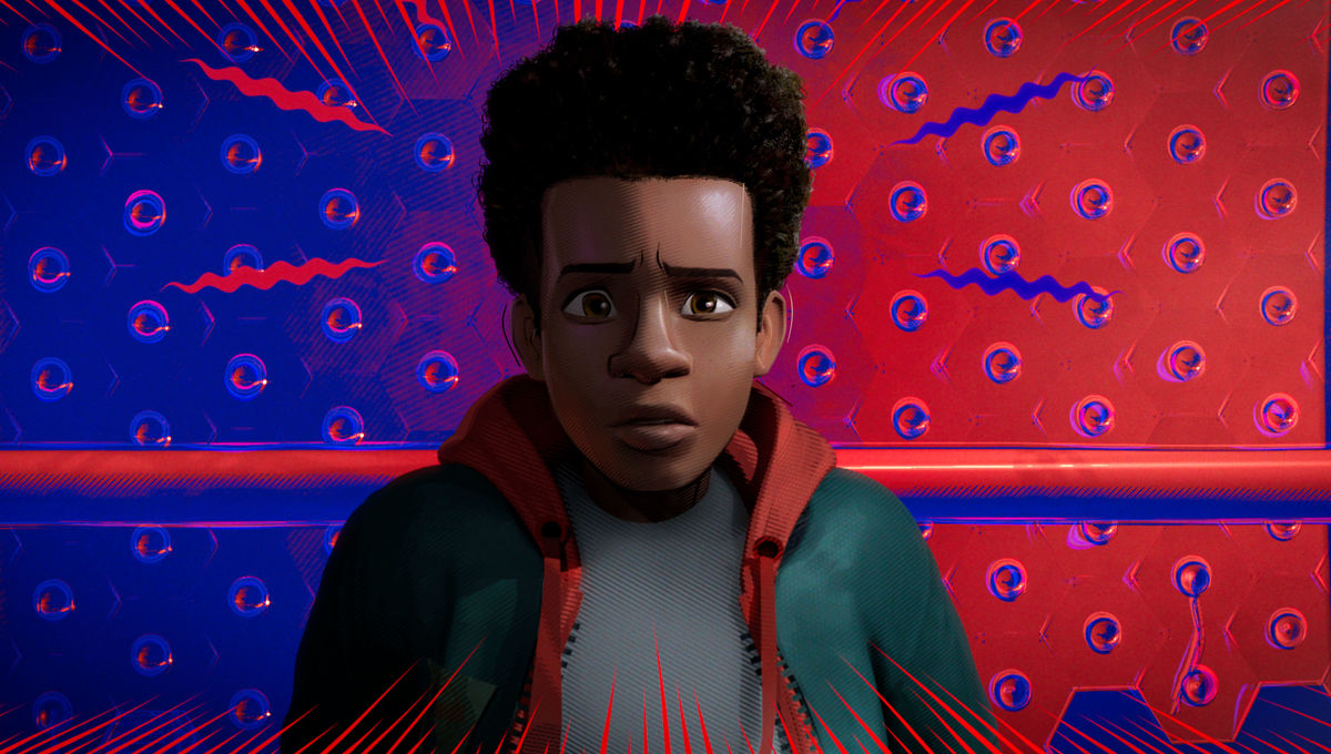 Spider-Man Spiderverse Miles Morales