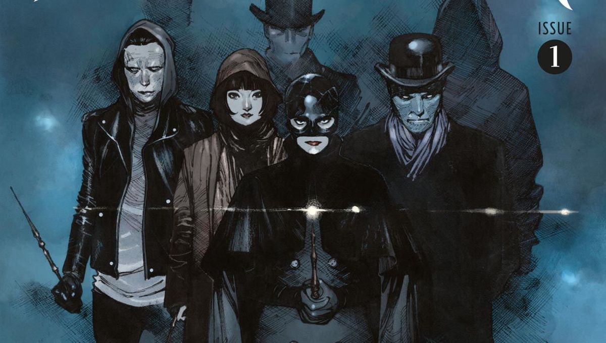 Mark Millar's The Magic Order is getting a Netflix series directed by James Wan